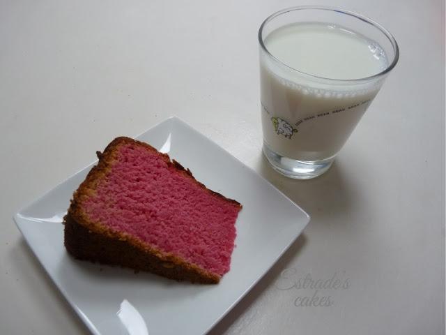 receta de bizocho de nata montada - 01