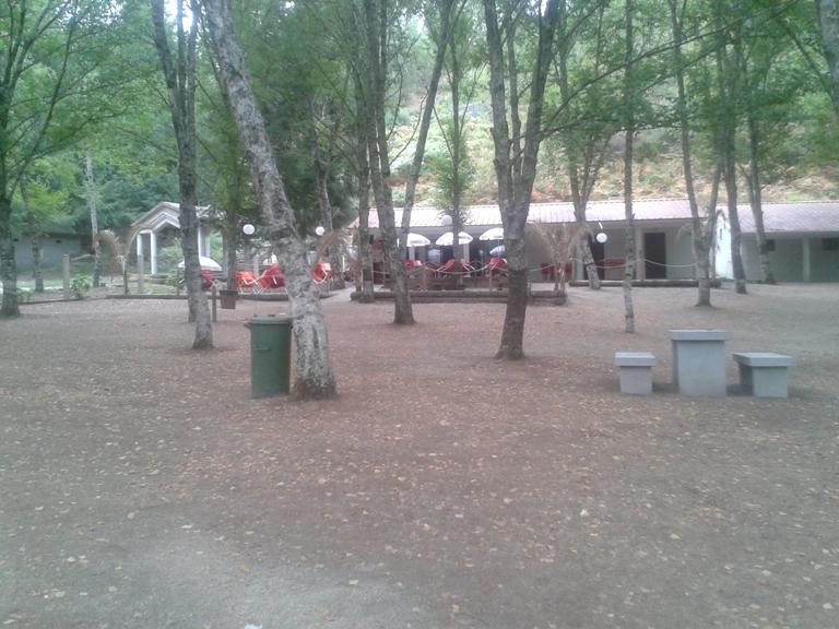 Parque de Merendas de Vila Cova com Sombra e bar