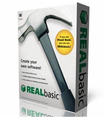 REALBasic Studio 2009r2 MultiLingual скачать + кряк REALBasic Studio 2009r2