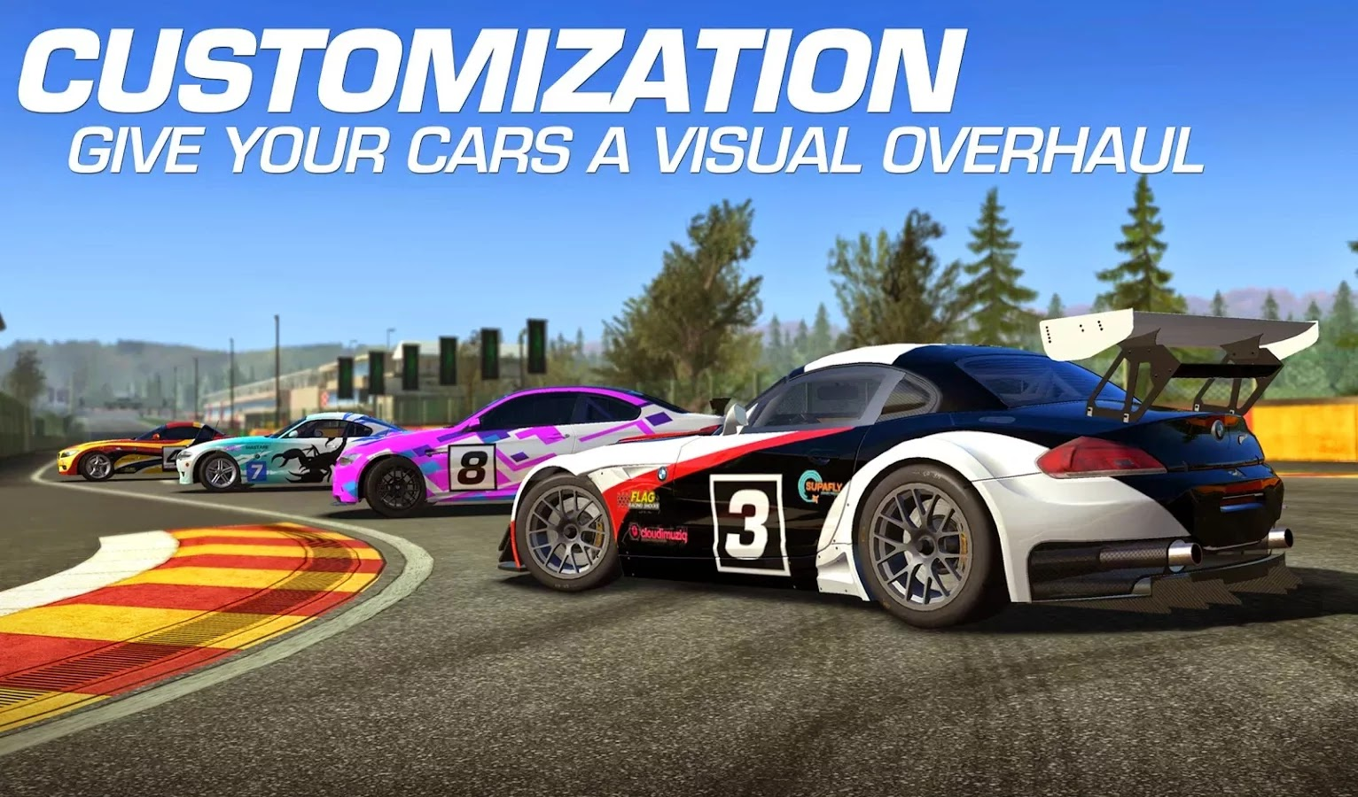 Real Racing 3 v3.6.0 Mod