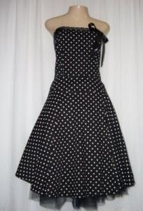 imagens de vestidos anos 60