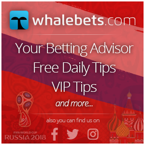WhaleBets - Free Daily Tips, Football Betting Predictions and Winning Strategies