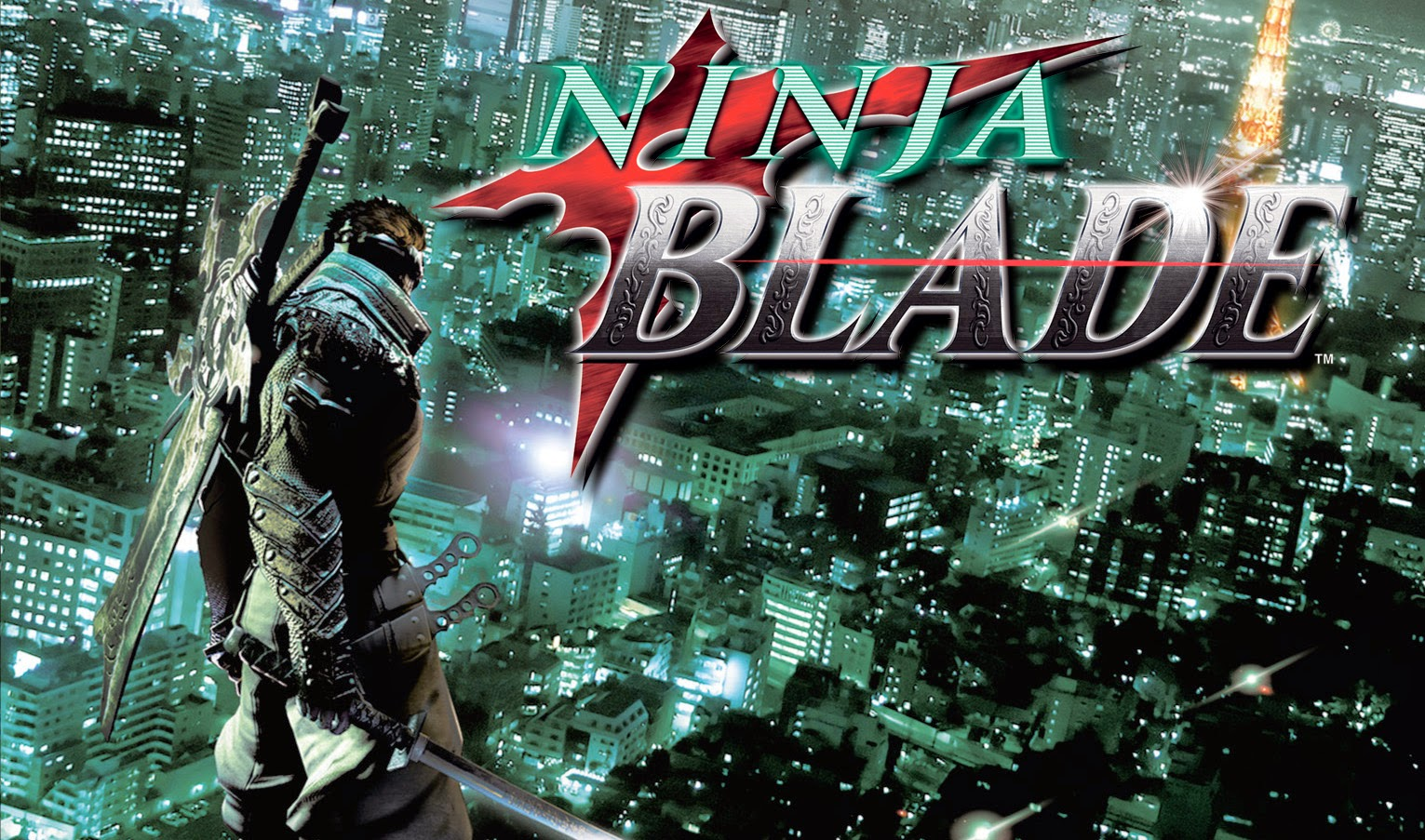 Download Game Ninja Blade PC Full Version