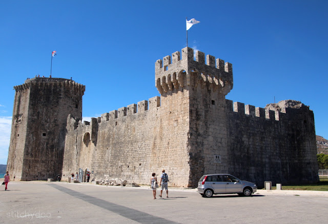 Trogir {Kroatien - Adria - Dalmatien} - Festung Kamerlengo