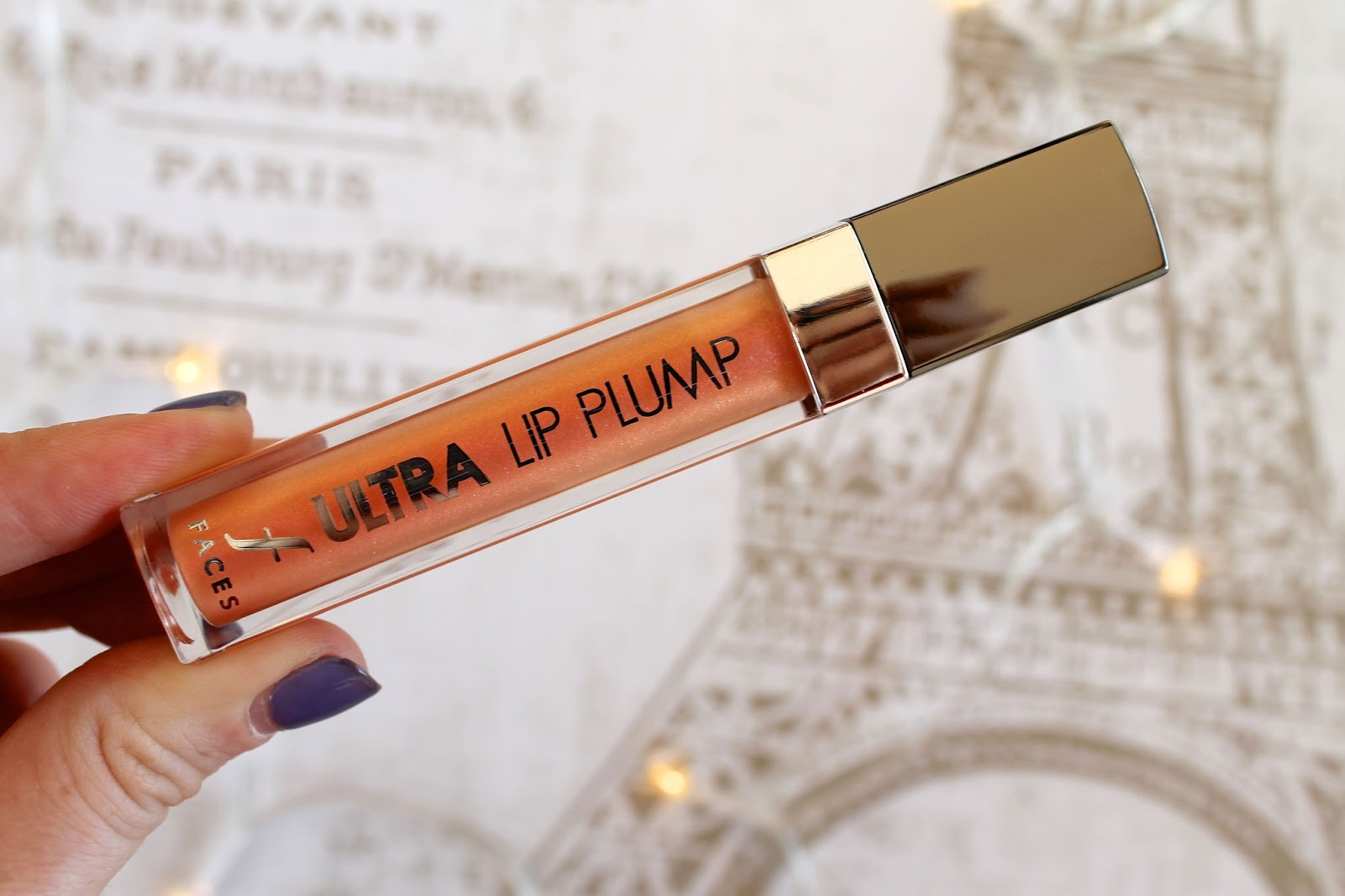 Faces Ultra Lip Plump review