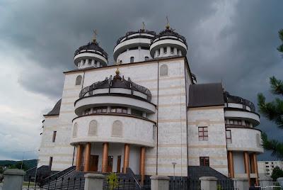 catedrala ortodoxa sf petru si pavel mioveni