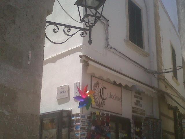 girandola ad Otranto