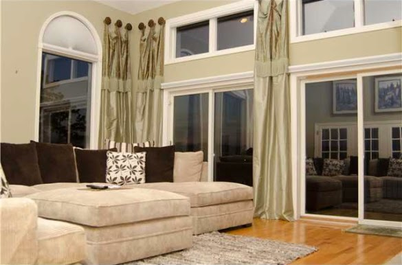 Celebrity homes interiors photos of private