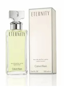 Calvin Klein Eternity for Women EDP 100 ml.พร้อมกล่อง