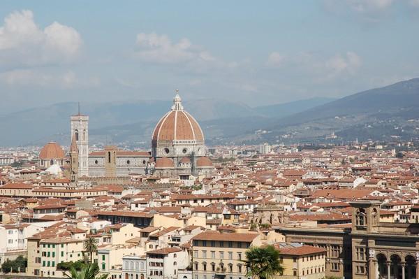 Wakacje we Florencji