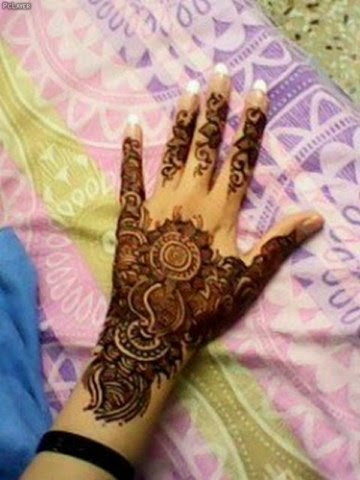 Best Mehandi Designs Images