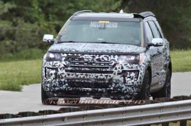 "While details on the refresh haven't been revealed, recent spy shots suggest the Explorer's front and rear end get revised styling including new headlights, grille, and fascia up front and new taillights and rear fascia around back. The refreshed Explorer is expected to adopt similar styling to the redesigned 2015 Ford Edge crossover.  ""The new Explorer is still the SUV America fell in love with – a vehicle built for the perfect family adventure,"" said Jim Farley, Ford executive vice president of global marketing, sales, and service, in a release. ""Explorer is the foundation of Ford's full line of award-winning utility vehicles, which is helping the Ford brand grow around the world.""  In addition to new styling, the 2016 Ford Explorer will get more capability and new technology including more driver-assist technology, according to the automaker. Recent rumors suggest the 2016 Explorer will also get a new nfotainment system with tactile interface. The Lincoln MKC crossover's 2.3-liter EcoBoost I-4 could also replace the current model's available 2.0-liter EcoBoost engine on the options sheet.  The refreshed 2016 Ford Explorer will debut November 19 at the Los Angeles auto show, but stay tuned for more info as we get closer to the show."