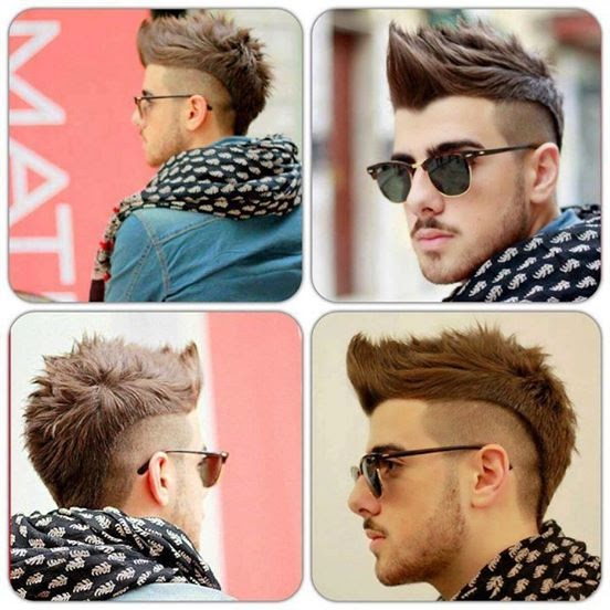 Boys Short hairstyle Picture
