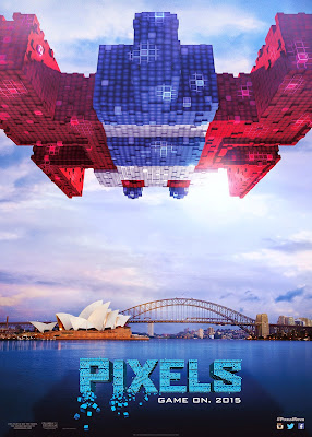 ตัวอย่างหนังใหม่ : Pixels (ซับไทย) poster 2