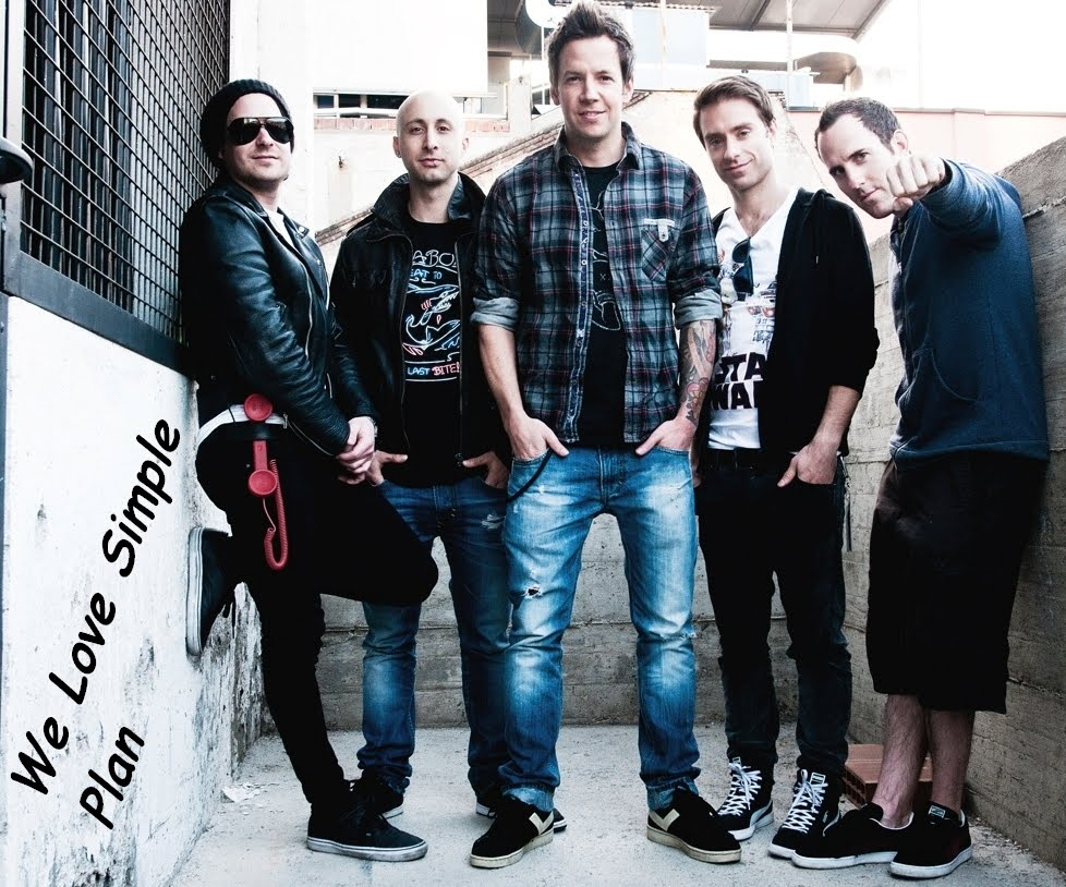 We Love Simple Plan