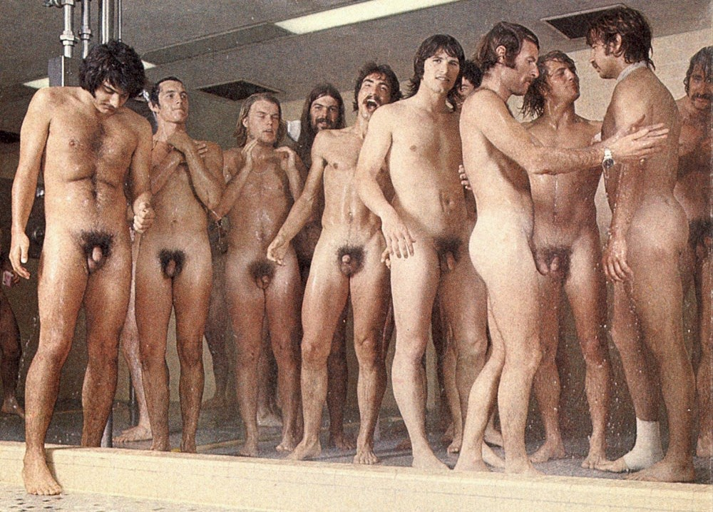Naked shower club