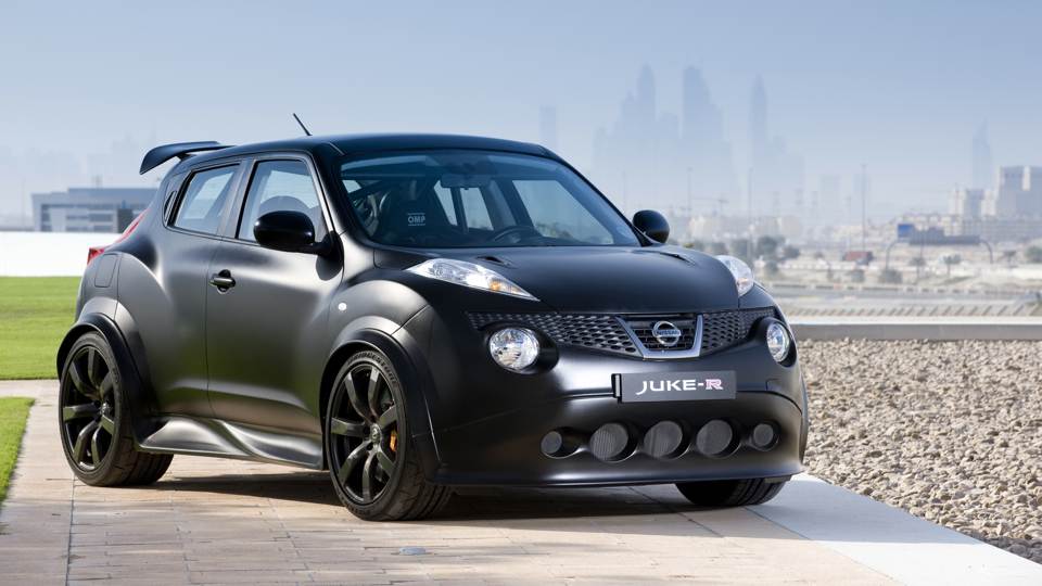 Nissan Juke R Fastest crossover Review