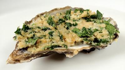 stuffed oyster