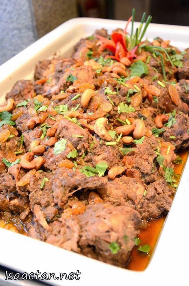 Briyani Ayam dengan Kismis - from Johor
