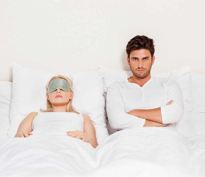 علاج البرود الجنسي عند النساء