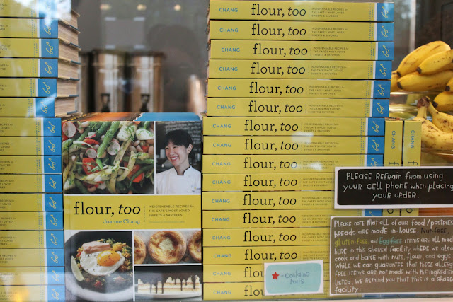 Flour, Too cookbook
