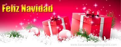 Portadas navideñas para facebook