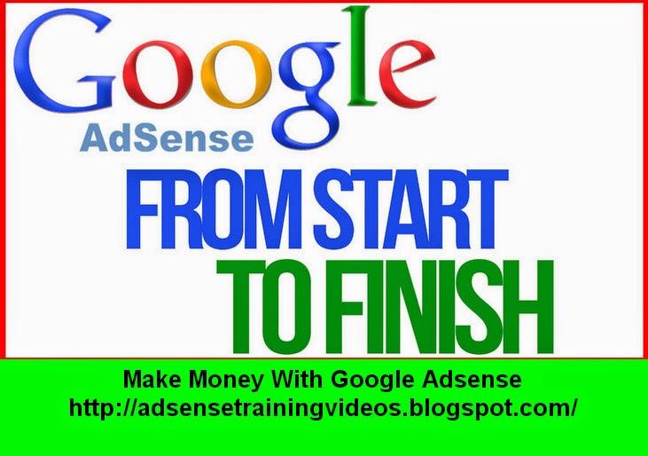 Best Google Adsesne Tutorial for beginners
