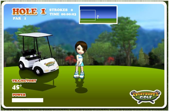 Ball Game : Everybody's Golf