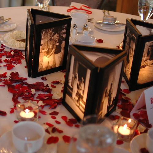 Wedding Centerpiece Ideas without Flowers