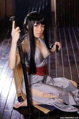 vicky shu seksi Galeri Foto Menantang Vicky Shu Ala Jepang
