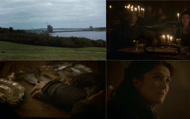 HBO Game of Thrones S03E09: Red Wedding