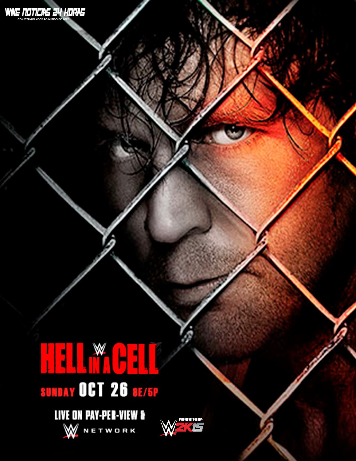 PRÓXIMO PAY-PER-VIEW WWE HELL IN A CELL 2014