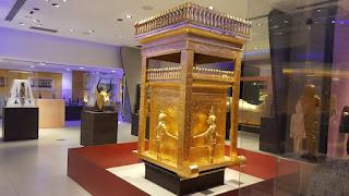 Feira dos Países e Museu Egípcio no Shopping Metropolitano Barra