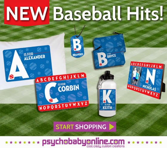 Personalized Baseball Gifts for Kids