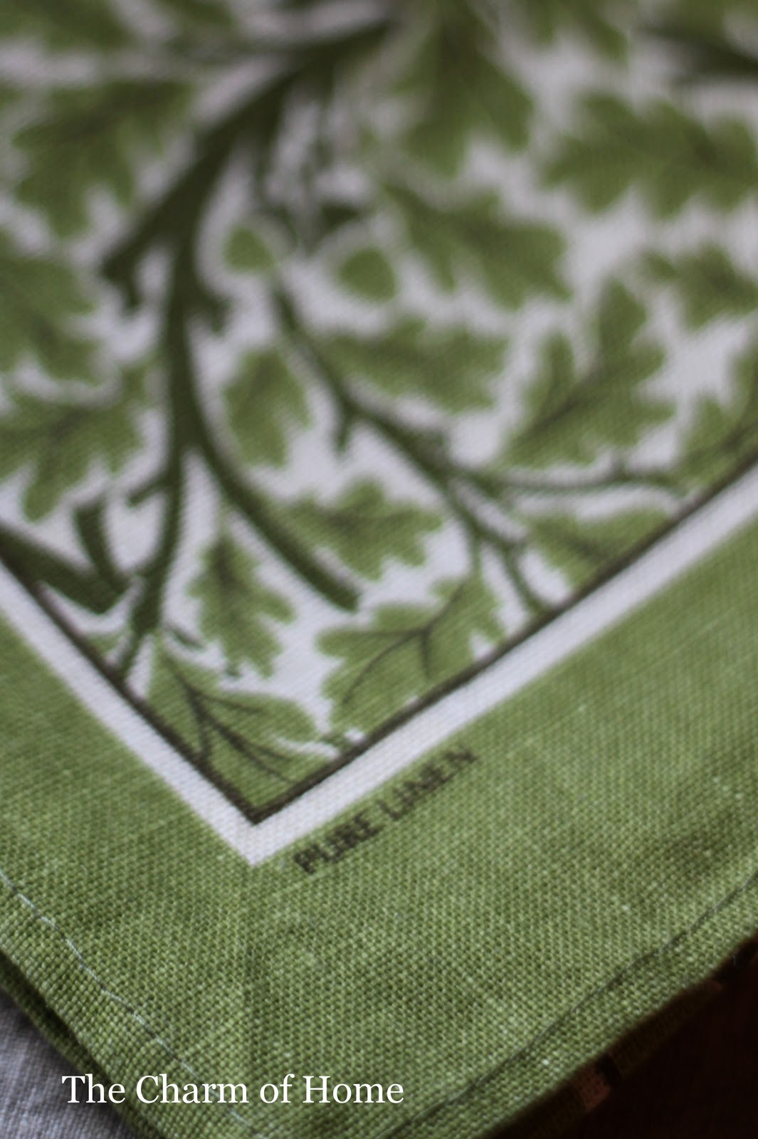 linen fabric care instructions