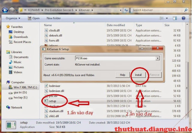 Download Pes 6 Đồng Như Kiều 1 link duy nhất