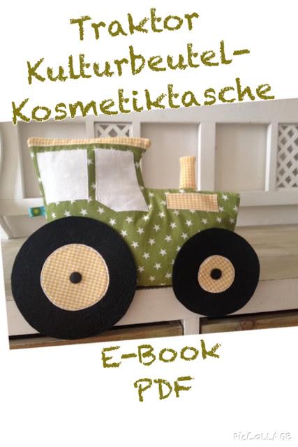E-Book Traktor Kulturbeutel