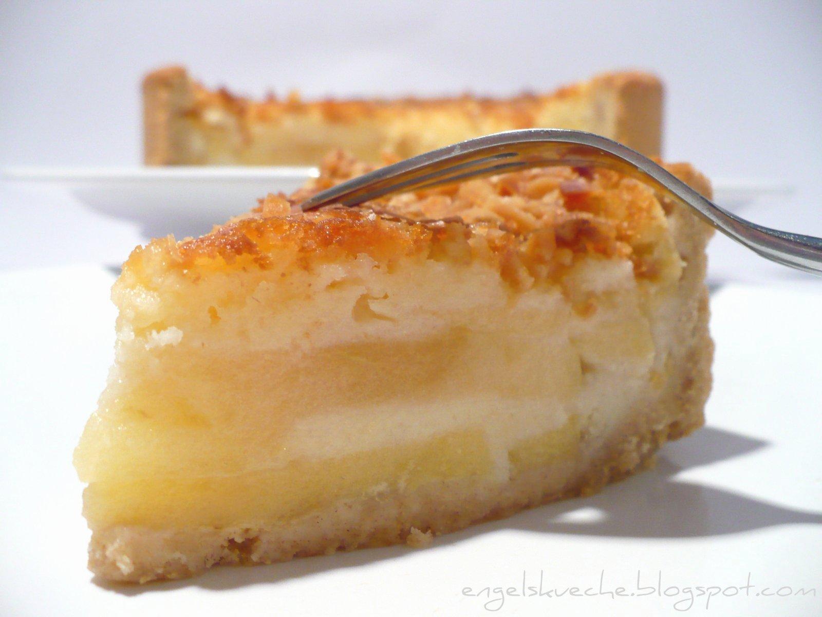 Kleiner zitronen apfel kuchen
