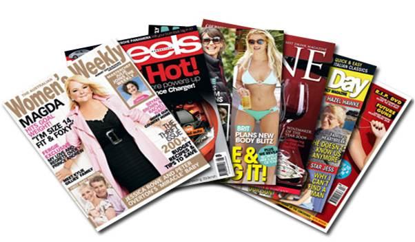 Las revistas sucias son bienvenidas a adolescentes