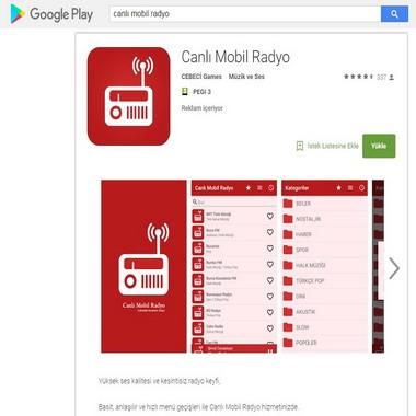 play google com - canlı mobil radyo