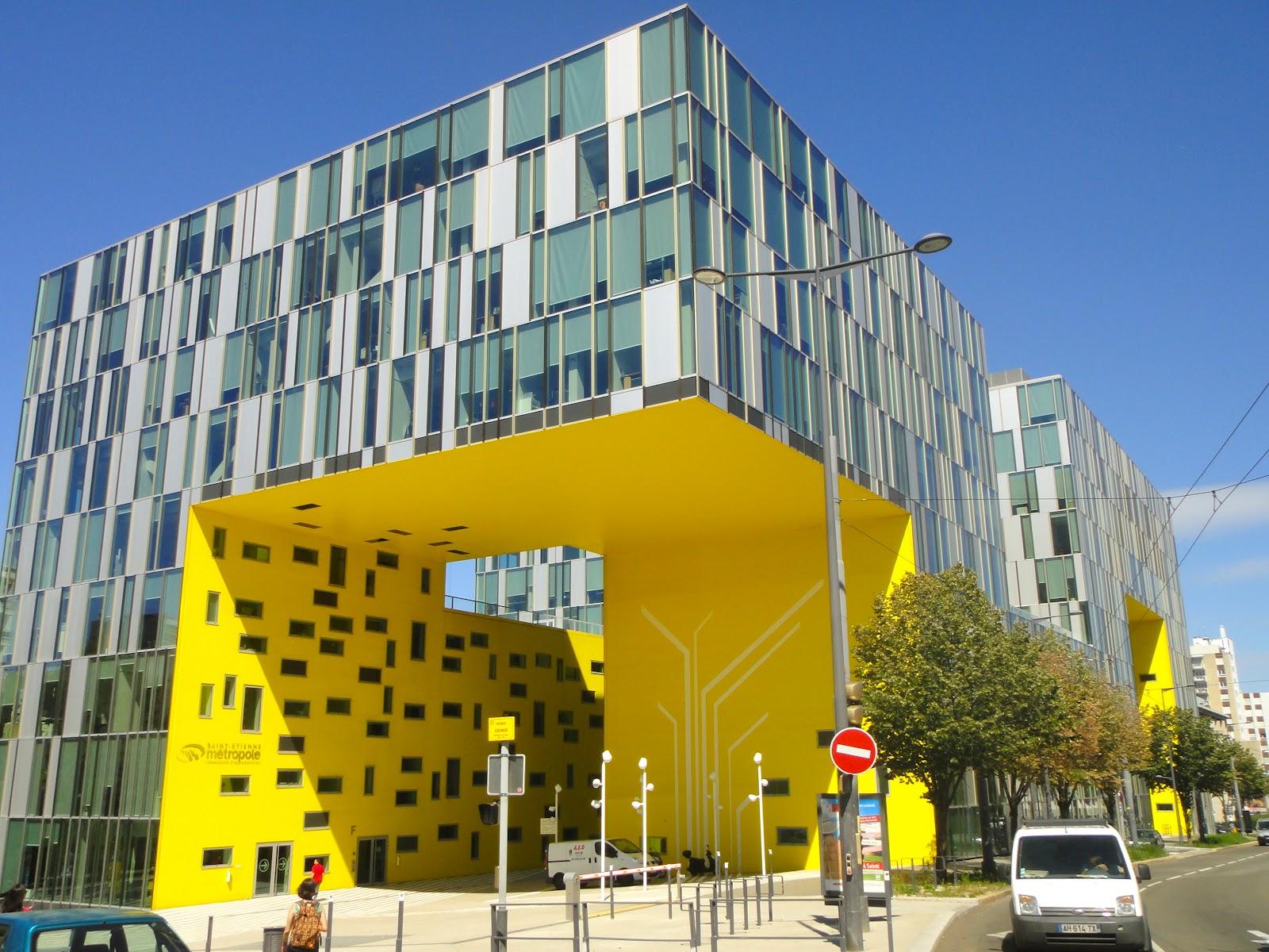 Cool Modern Buildings And Modern Buildings