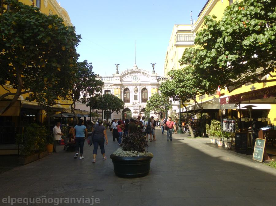 Pasaje Santa Rosa Lima