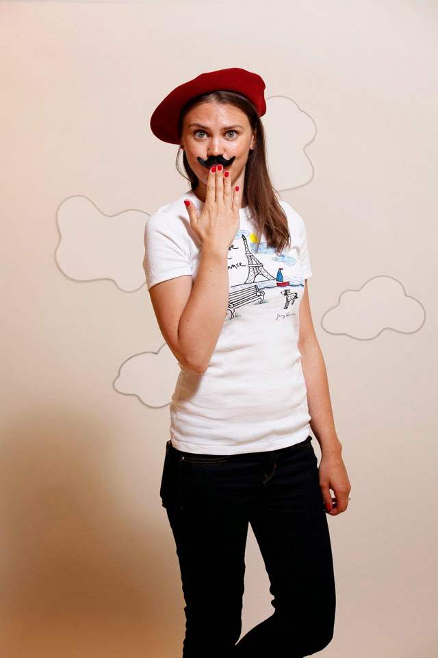 Jenny Römisch Petit Bateau T-Shirt