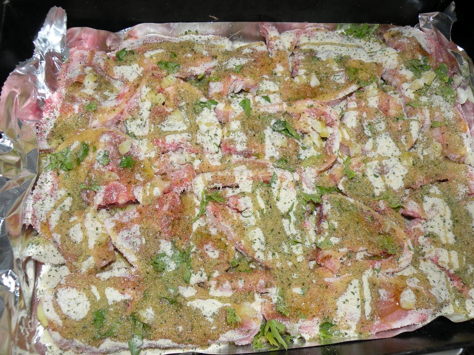 Vitat que est bo chuletillas de cordero al horno - Chuletas de cordero al horno con patatas ...