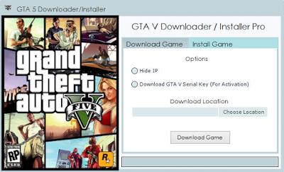 GTA V Full Game Downloader on PS4