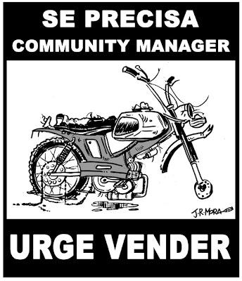 Lo que no es un community manager | Entre cíceros y tweets...