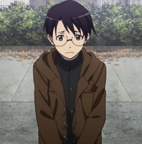 Recon (レコン Rekon?) / Shinichi Nagata (长 田 慎 一 Nagata