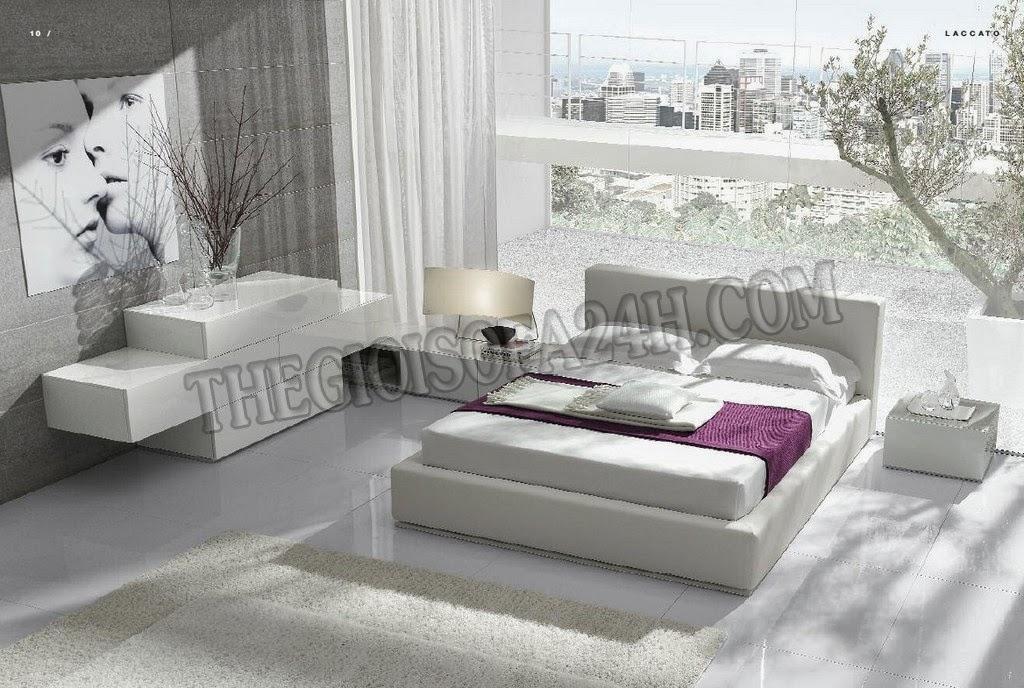 Giường ngủ GN059