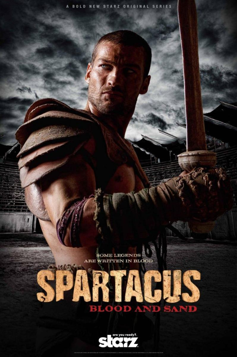 Spartacus: Sangre y arena Temporada 2