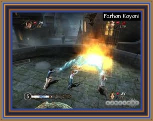 Harry Potter and the Goblet of Fire PC Game (Screen Shot no.2) By Farhan Kayani